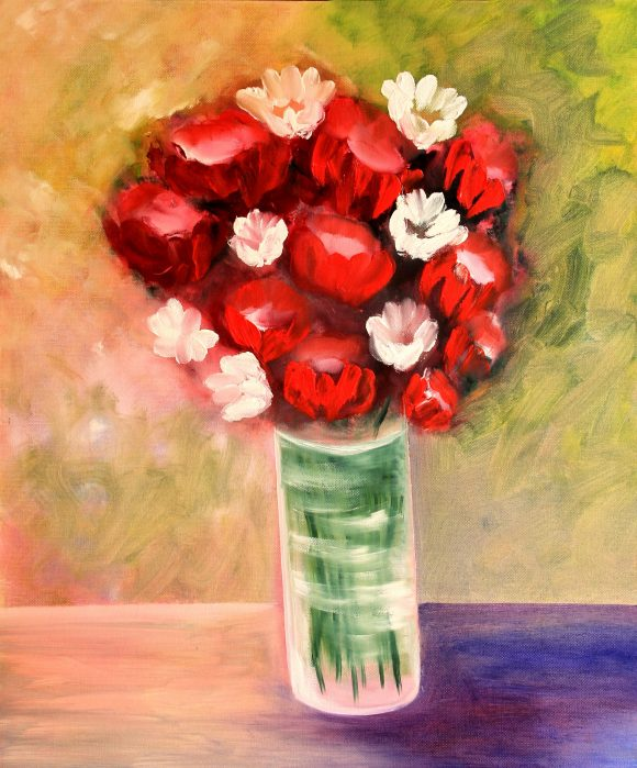 Oil painting on canvas 57