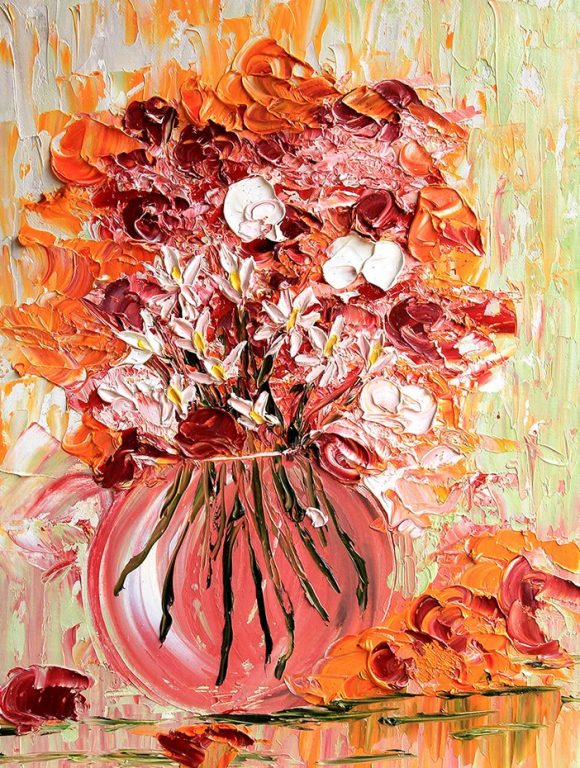 Oil painting on canvas 59