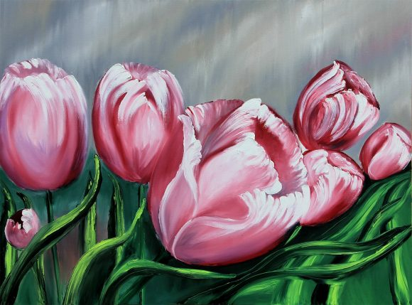 Oil painting on canvas 29