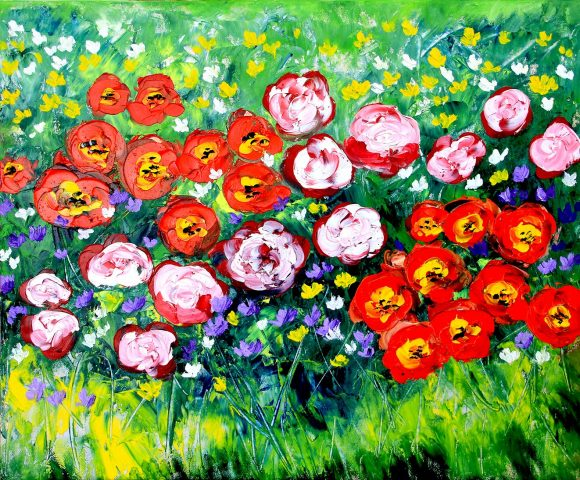 Oil painting on canvas, 50смх 60см To enquirne about a paiting please contact me ospaintdreams@gmail.com