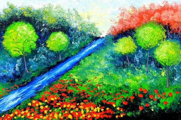 Oil painting on canvas,61 x 91cm To enquirne about a paiting please contact me ospaintdreams@gmail.com